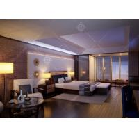 Eco -  Friendly Hotel Guest Room Furniture , High End Hotel Furniture Antique Style
