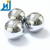 China 13.0mm AISI304 Sliver Stainless Steel Balls , Ss Ball Bearings For Crafts 8.961g on sale