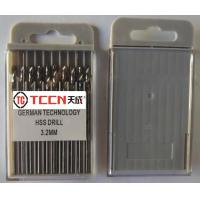 China Stright Shank 4241 HSS Electric Drill Size 3.2mm For Metal Drilling on sale