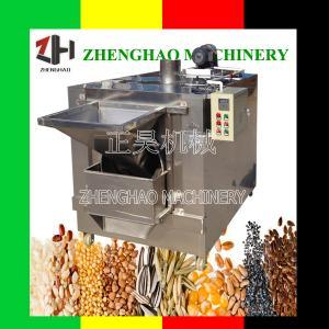 Best High quality grain roaster/grain roasting machine/ cereal grain roasting machine wholesale