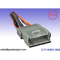 China Customized 24 Pin / Stereo Wire Harness /  2000-2005 Saturn All Models Vehicles on sale