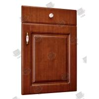 Best Anti Deformation Masonite Molded Panel Doors / Brown Wood Composite Doors wholesale