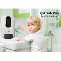 Commercial Foam Kid Friendly Soap Dispenser Black  Hand Wash Dispenser