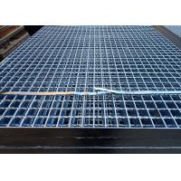 Best Welded Steel Bar Grating For Fire Tryck Platform Galvanized or Painted Feature wholesale
