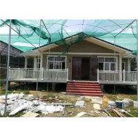 Best Cement Board Wall Prefab Steel House With Bottom Base Customized Size wholesale