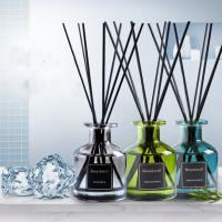 Best 125ml Home Reed Diffuser Gift Set Home Fragrance Bottle Air Fresheners Luxury Design wholesale