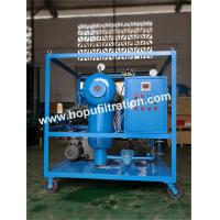 China Insulating Oil Dehydration,degas,transformer oil filtration machine with Roots pump,online oil purifier for transformer on sale