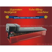 Best manufacturer cigarette tube machine wholesale