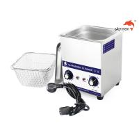 Buy cheap 40KHz Table Top Ultrasonic Cleaner 2 Liter 100W Heating Function For Lab Tools from wholesalers