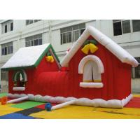Best Colorful Design Inflatable Holiday Decorations 9.5mx4m Dimension Lead Free wholesale