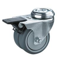 Best twin wheels caster with bolt hole wholesale