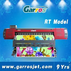 Best Digital Fabric Printing Machine Garros RT1801 1440*1440dpi for T-shirt Printing wholesale