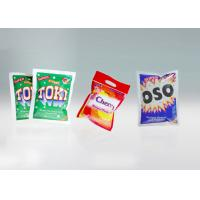Buy cheap Flat 3 Side Seal Pouch NY/PE Material For Washing Powder With Tear North from wholesalers