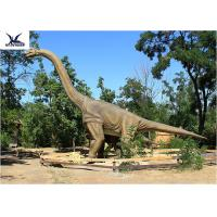 Buy cheap Amusement Equipment Outdoor Dinosaur Statues Large Robotic Moving Dinosaur Model from wholesalers
