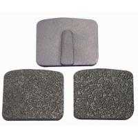 Buy cheap Professional terrazzo concrete grinding diamonds abrasive brazing block for from wholesalers
