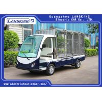 Best 2 Seater Electric Cargo Van For Goods Loading And Unloading 900kg / Electric Freight Car wholesale