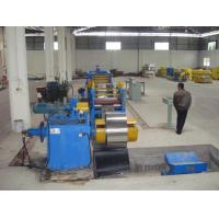 Best Strip Steel Cut To Length Machines , 0.5-2.0nmm Cut To Length Lines wholesale