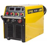 China Industrial Portable Inverter Welder Aipower WI-500 500A Inverter Arc Welding Machine on sale