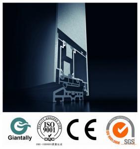 Best Powder coating aluminium profile for window , door, closet,solar wholesale