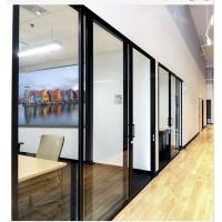 Buy cheap Glass Morden Trend Divider Screen Movable Office Furniture Partitions Wall For from wholesalers
