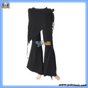 China Tribal Belly Dance Pants Bottom Costume Black-F00338 on sale