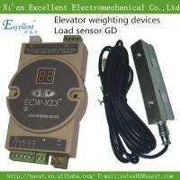 China elevator load cell ,load cell,elevator parts ECW XZ3 controller and ECW-GD on sale