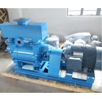 Buy cheap 15kw Single Stage Liquid Ring Vacuum Pump 1450rpm Speed Larger Suction Capacity from wholesalers