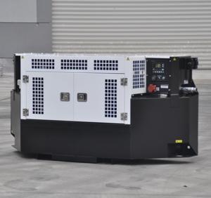 Best 6kw to 24kw kubota diesel engine reefer container generator wholesale