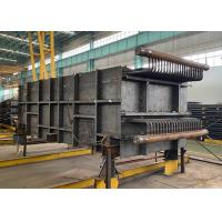 China Carbon Steel/Stainless Steel Economizer Module with manifold header For Coal-fired Boilers on sale