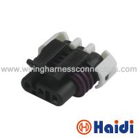 Buy cheap Sealed Wiring Harness Connectors 3 Pin Auto Jacket For Heavy Trucks 12059595 product