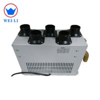 Buy cheap Five Holes Bus Parts Windshield Defroster For Different Buses / 100W Motor Power from wholesalers