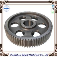 China Large or Small Metal Spur Gear / Clindrical Gear / Helical Spur Gear Used for Track Car on sale