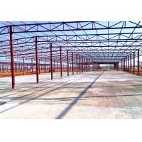 Best Truss Roof Metal Buildings / Prefabricated Steel Space Truss Roof Structure Warehouse wholesale
