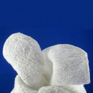 Best Unisex Square 25cm Airline Plain Towel wholesale
