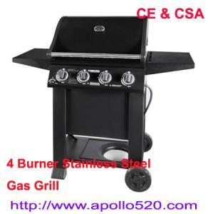 Best Gas BBQ Grill 4burners wholesale