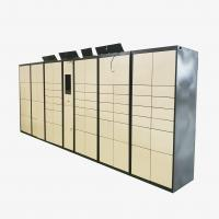 Buy cheap Indoor & Outdoor Quick Drop Down And Pickup Automated Parcel Lockers with API from wholesalers