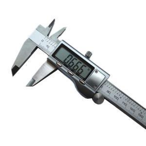 China 0-150mm/6 Metal casing Digital CALIPER VERNIER caliper metal digital caliper GAUGE MICROM on sale