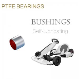 Best Anti Wear Low Friction Coefficient Bronze Sleeve Bushings wholesale