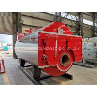 China Natural Gas / Oil Fired Hot Water Boiler Hot Water Circulating Pump High Efficiency on sale