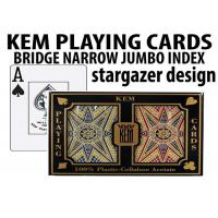 Best Advanced KEM Stargazer Invisible Ink Marked Card Decks For Cheating Poker Games wholesale