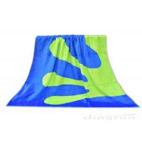 Best Double Sided Custom Woven Beach Towels , 100% Cotton Beach Towels wholesale