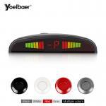 Best Automotive Parking Sensors Reversing Radar With 4 Sensors Customized Color wholesale