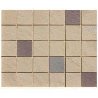 Best Small Size Flexible Ceramic Tile , Brick Effect Wall Tiles Mixed Color wholesale
