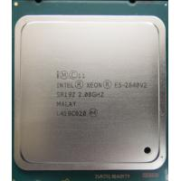 Best SR19Z Intel Xeon 8 Core Processor CPU E5 2640 v2 20MB 2.0GHz 95 W TDP wholesale