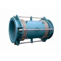 China Stainless Steel Double Tied Expansion Joints , Duplex Axial Bellows Compensator on sale
