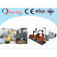 Best 3KW Metal Cladding Machine Quenching Hardening For Roller Mould Shaft wholesale