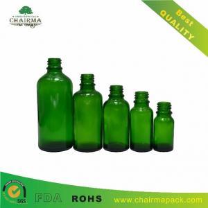 Best Seris of Emerald Green essential oil bottle wholesale