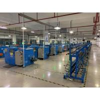 China Electrical Control Copper Wire Bunching Machine Touch Screen Interface Operation on sale