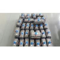 China XM series double action and spring return pneumatic rotary actuator control butterfly valve or ball valve on sale