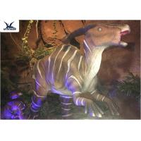 Best Indoor Decorative Realistic Dinosaur Models With Head Moving Up And Down wholesale